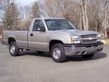 2003 Chevrolet Silverado 1500 Regular Cab 4x4 Data, Info and Specs