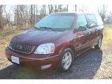2007 Dark Toreador Red Metallic Ford Freestar SEL #59478913
