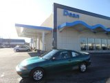 1999 Medium Green Metallic Chevrolet Cavalier Coupe #59478893