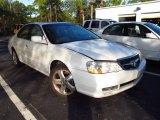 2003 White Diamond Pearl Acura TL 3.2 Type S #59478362