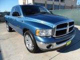 2004 Atlantic Blue Pearl Dodge Ram 1500 SLT Quad Cab #59478626