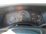 2004 Chevrolet Silverado 1500 LS Extended Cab Gauges