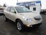 2008 Gold Mist Metallic Buick Enclave CXL #59478337