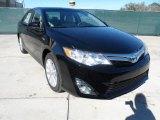 2012 Attitude Black Metallic Toyota Camry Hybrid XLE #59478619