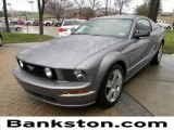 2006 Tungsten Grey Metallic Ford Mustang GT Premium Coupe #59478304
