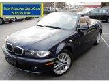 2006 Monaco Blue Metallic BMW 3 Series 330i Convertible #59478301