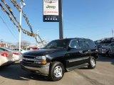 2005 Black Chevrolet Tahoe LT 4x4 #59478600