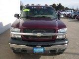2003 Chevrolet Silverado 1500 Z71 Extended Cab 4x4