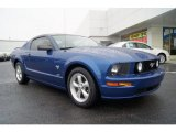 2009 Vista Blue Metallic Ford Mustang GT Coupe #59478575