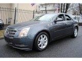 2009 Thunder Gray ChromaFlair Cadillac CTS 4 AWD Sedan #59528857