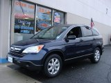2008 Royal Blue Pearl Honda CR-V EX 4WD #59529417