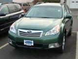 2012 Cypress Green Pearl Subaru Outback 2.5i Premium #59528827