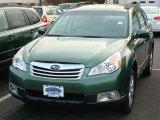 2012 Cypress Green Pearl Subaru Outback 2.5i #59528818