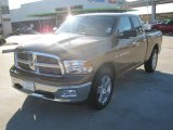 2012 Saddle Brown Pearl Dodge Ram 1500 Lone Star Quad Cab #59529144