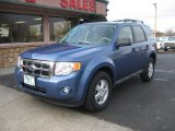 2009 Sport Blue Metallic Ford Escape XLT V6 4WD #59529391