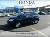 2008 Royal Blue Pearl Honda CR-V EX-L #59529130