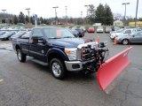 2011 Ford F250 Super Duty XLT Regular Cab 4x4 Plow Truck Data, Info and Specs