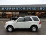 2009 White Suede Ford Escape Limited 4WD #59529115