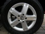 Mercedes-Benz G 2008 Wheels and Tires