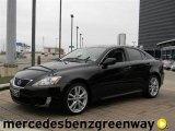 2008 Black Sapphire Pearl Lexus IS 250 #59528722