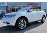 2012 Pearl White Nissan Murano CrossCabriolet AWD #59529072