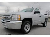 2012 Chevrolet Silverado 1500 LT Regular Cab Data, Info and Specs