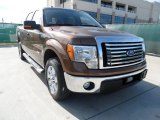 2012 Golden Bronze Metallic Ford F150 XLT SuperCrew #59529047