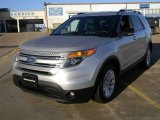 2011 Sterling Grey Metallic Ford Explorer XLT #59528667