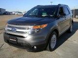 2011 Ingot Silver Metallic Ford Explorer XLT #59528666