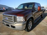 2007 Ford F250 Super Duty King Ranch Crew Cab Data, Info and Specs