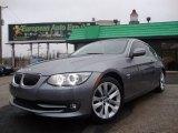 2011 Space Gray Metallic BMW 3 Series 328i xDrive Coupe #59529027