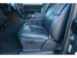 2006 GMC Sierra 2500HD SLT Extended Cab 4x4 Plow Truck Dark Pewter Interior