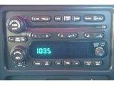 2006 GMC Sierra 2500HD SLT Extended Cab 4x4 Plow Truck Audio System