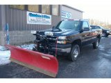 2006 Chevrolet Silverado 2500HD Work Truck Regular Cab 4x4 Plow Truck Data, Info and Specs
