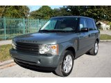2004 Giverny Green Metallic Land Rover Range Rover HSE #59529017