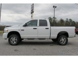 2007 Dodge Ram 3500 Sport Quad Cab 4x4 Data, Info and Specs