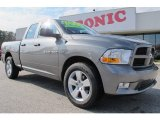2012 Mineral Gray Metallic Dodge Ram 1500 Express Quad Cab #59529003