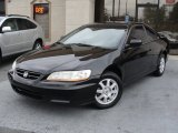 2002 Honda Accord Nighthawk Black Pearl