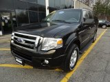 2010 Tuxedo Black Ford Expedition EL XLT 4x4 #59529239