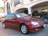 2003 Mercedes-Benz CLK 320 Coupe