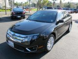 2010 Tuxedo Black Metallic Ford Fusion Hybrid #59583519