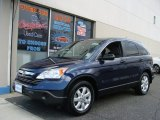 2008 Royal Blue Pearl Honda CR-V EX 4WD #59584067