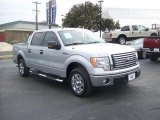 2010 Ingot Silver Metallic Ford F150 XLT SuperCrew #59583494