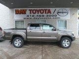 2012 Pyrite Mica Toyota Tacoma V6 TRD Sport Double Cab 4x4 #59583481