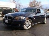 2009 Monaco Blue Metallic BMW 3 Series 328xi Sedan #59583476