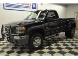 2003 GMC Sierra 3500 Regular Cab 4x4 Dually
