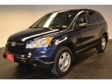 2008 Royal Blue Pearl Honda CR-V LX #59584017