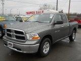 2011 Mineral Gray Metallic Dodge Ram 1500 SLT Quad Cab 4x4 #59583994