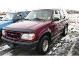 1996 Ford Explorer Medium Berry Red Metallic