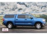 2007 Blue Streak Metallic Toyota Tundra SR5 TRD CrewMax 4x4 #59583389